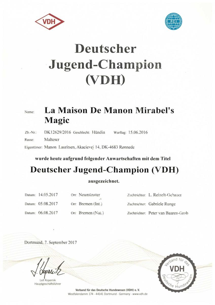Mutti VDH JCH